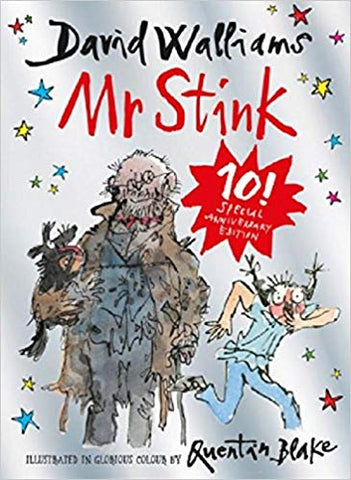 Mr Stink Anniversary Edition