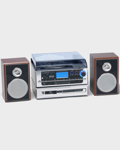 Steepletone Atlantic 6-in-1 DAB Music System