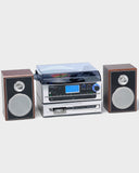 Steepletone Metro 6-in-1 Music System