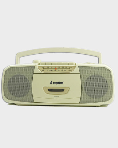 Steepletone Cassette Player - SCR315s