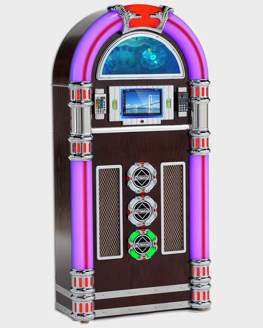Steepletone Touch Rock Jukebox