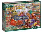 Falcon 1000-piece jigsaw - Tony's Toy Shop