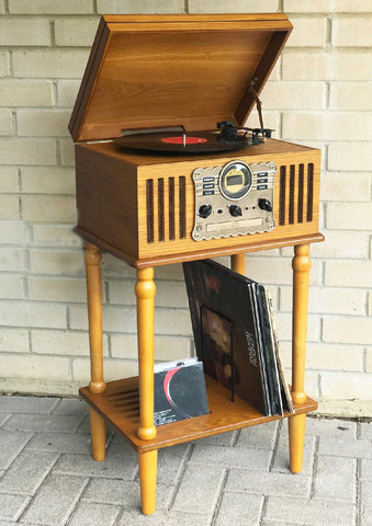 Steepletone Westminster 7-in-1 Music Centre