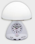 Steepletone Touch Lamp Clock Radio