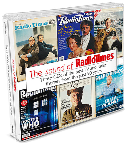 The Sound of Radio Times Triple CD