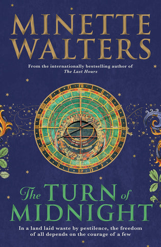 The Turn of Midnight, By Minette Walters