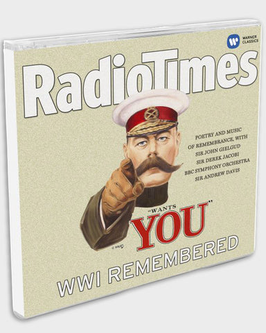 WW1 Commemorative CD