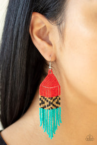 Beautifully BEADazzling- Red