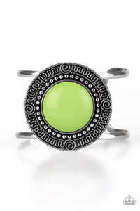 Tribal Pop - Green