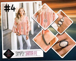 April 2020 Simply Santa Fe Trend Blend