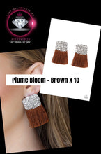 Load image into Gallery viewer, Plume Bloom - Brown