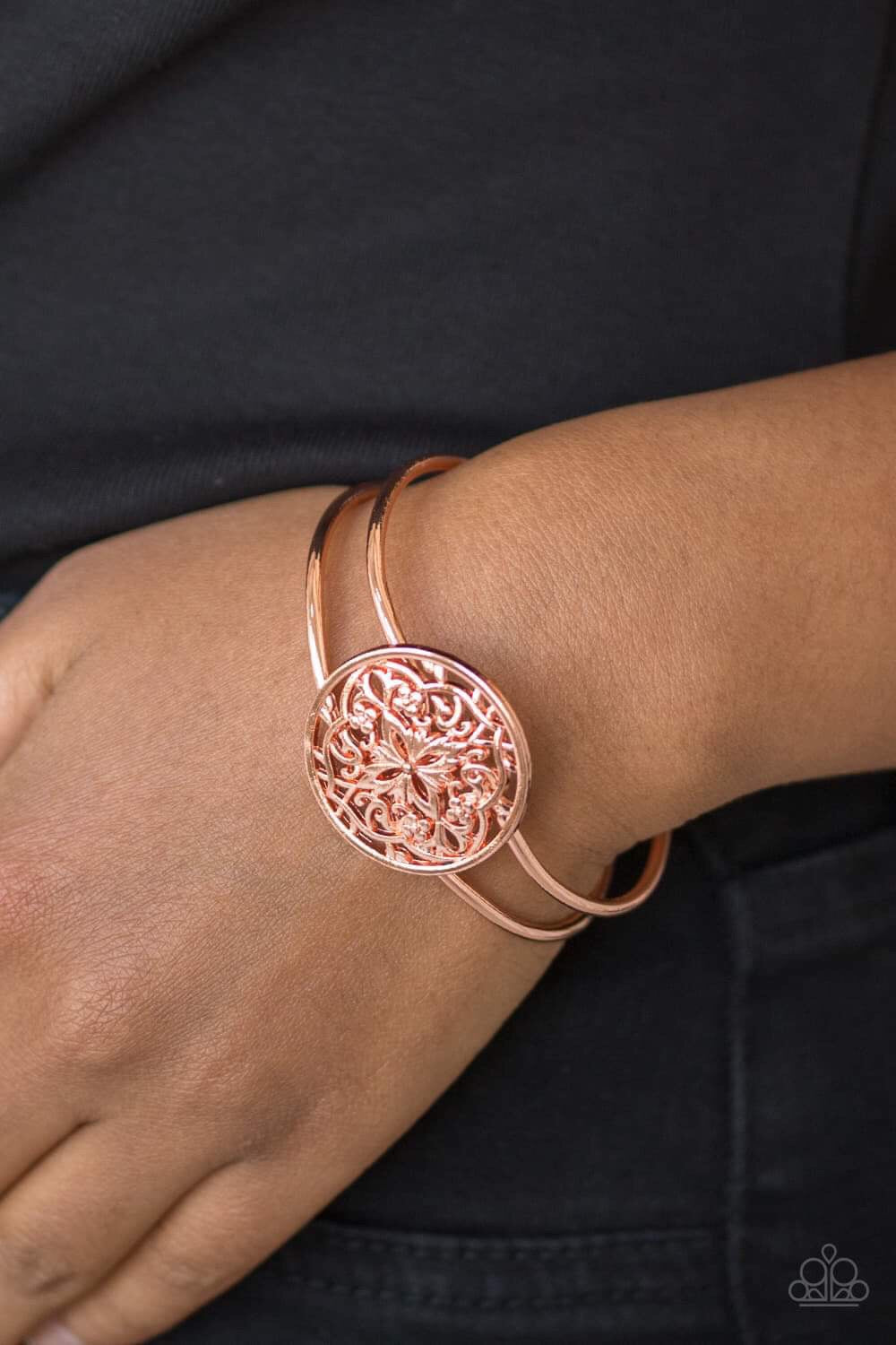 Mandala Majesty - Copper