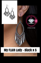Load image into Gallery viewer, My FLAIR Lady - Black