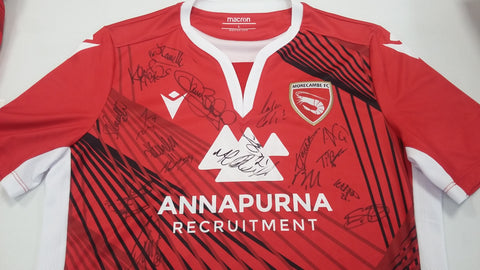 2019/20 Signed Home Shirt