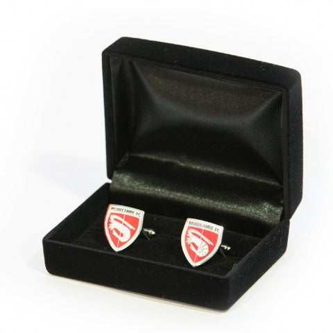 MFC Cuff Links - MorecambeFC