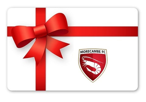 Morecambe FC Gift Card - MorecambeFC