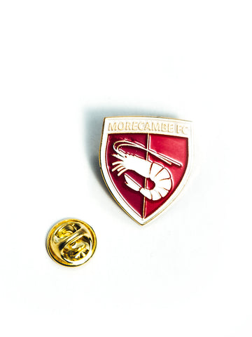 Crest Pin Badge - MorecambeFC
