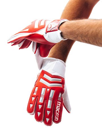 Macron Junior Goalie Gloves - MorecambeFC
