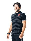 Pinstripe Polo shirt - MorecambeFC