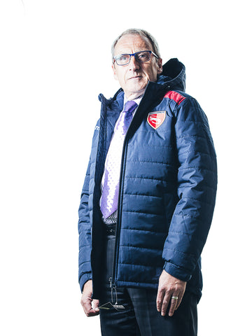 Adult Macron Talnach Winter Coat - MorecambeFC