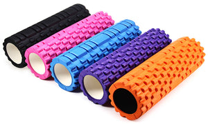 foam roller distintos colores