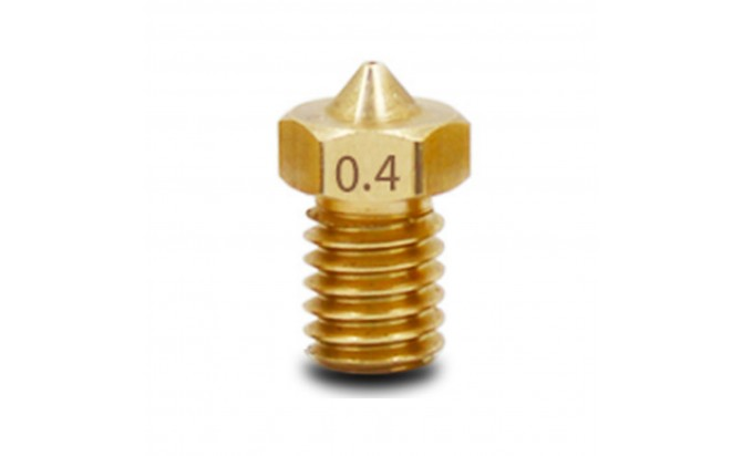 0.4mm 3D Printer Nozzle | Alvar & Hurriks