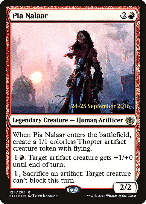 Pia Nalaar [Kaladesh Promos]  | My Pop Culture | New Zealand