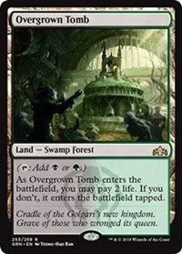 Overgrown Tomb [Guilds of Ravnica] | Alvar & Hurriks