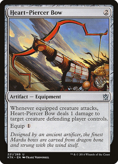 Heart-Piercer Bow [Khans of Tarkir]  | My Pop Culture | New Zealand