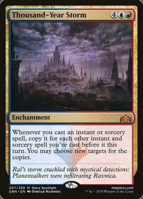 Thousand-Year Storm [Guilds of Ravnica]  | My Pop Culture | New Zealand