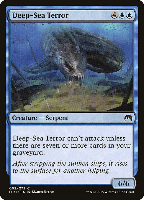 Deep-Sea Terror [Magic Origins]