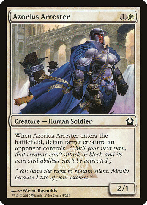 Azorius Arrester [Return to Ravnica]  | My Pop Culture | New Zealand