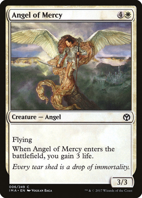 Angel of Mercy [Iconic Masters]  | My Pop Culture | New Zealand