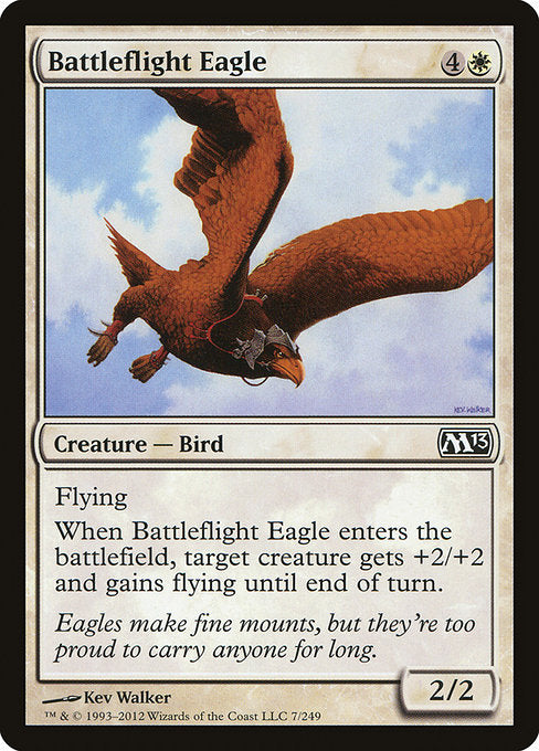Battleflight Eagle [Magic 2013]  | My Pop Culture | New Zealand