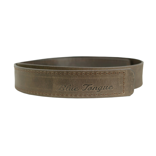 Hook & Loop Belt - Brown