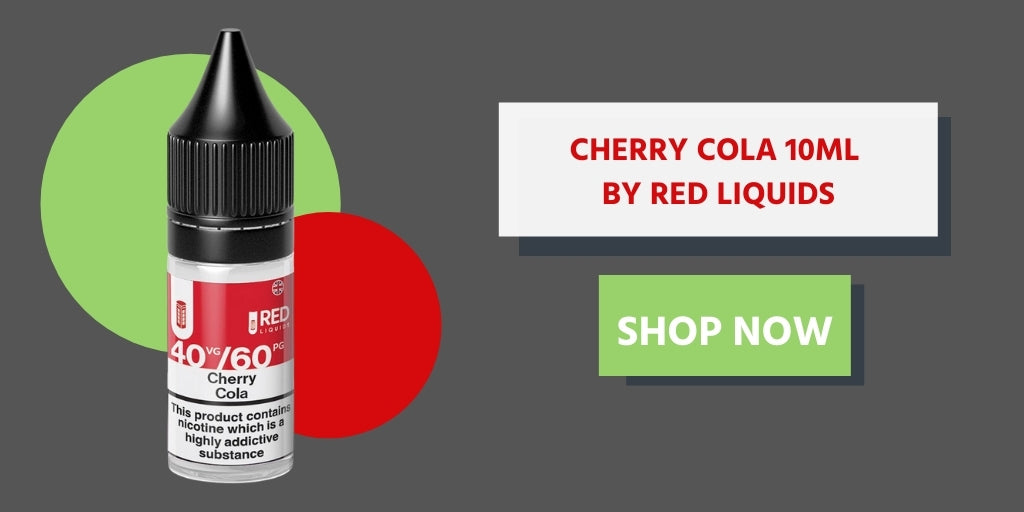 Cherry Cola by RED Liquids