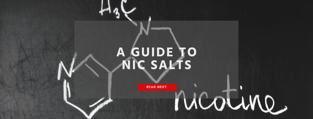 A Guide To Nic Salts