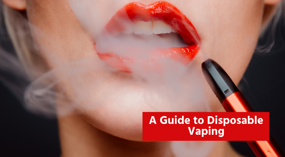 A guide to disposable vaping