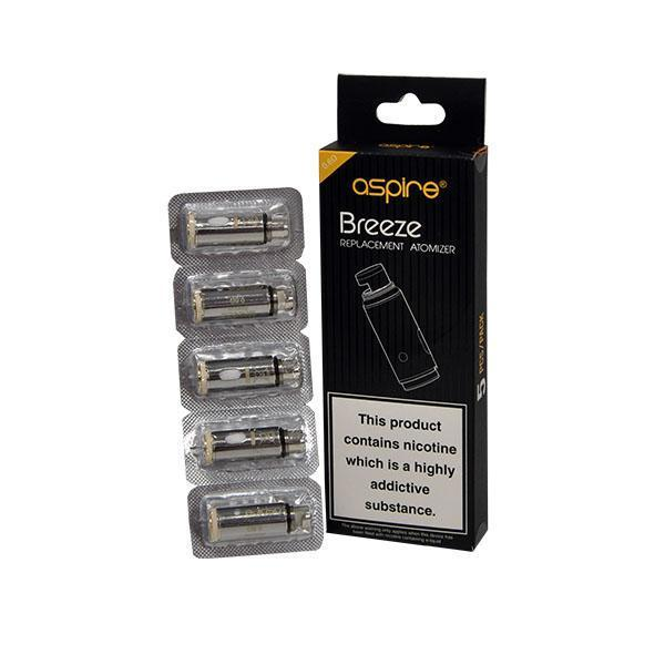 ASPIRE - Breeze 1.2ohms Coils
