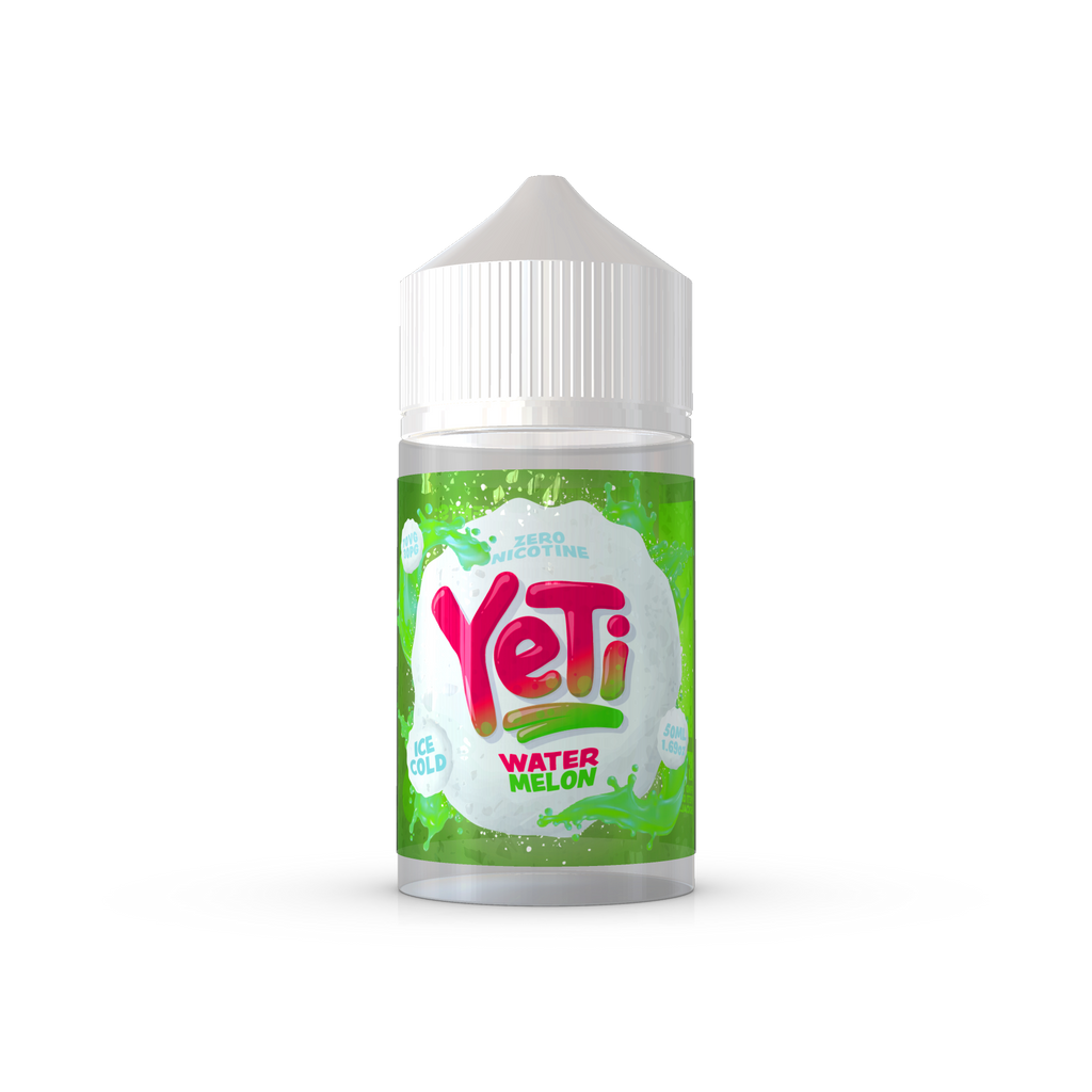 Yeti Fruit Ice 50ml Shortfill - Watermelon