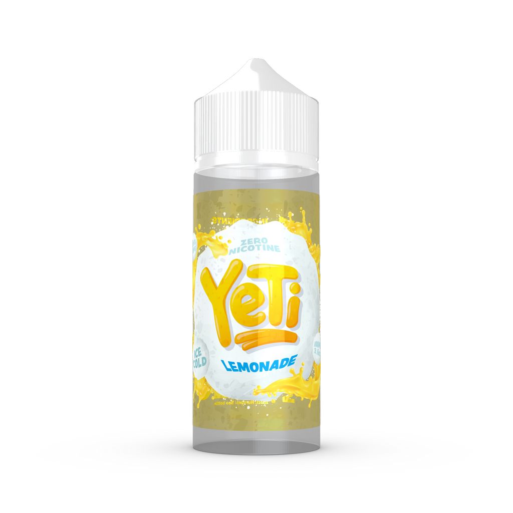 Yeti Fruit Ice 100ml Shortfill - Lemonade Ice