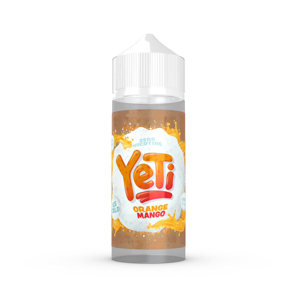 Yeti Fruit Ice 100ml Shortfill - Orange Mango Ice