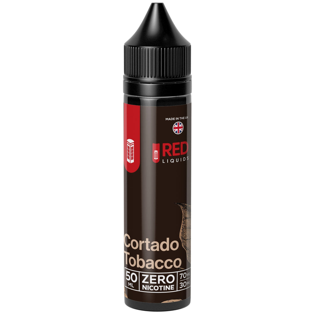 Red Liquids Shortfill Red Tobacco Shortfill - Cortado