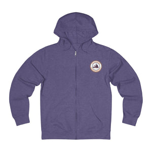 Islanders French Terry Zip Hoodie (Unisex)