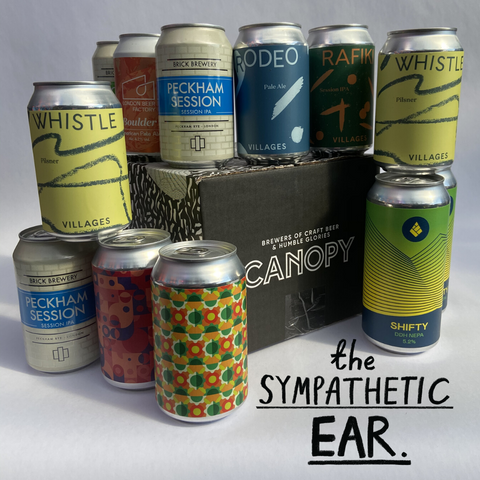 The Sympathetic Ear Local box 12-pack