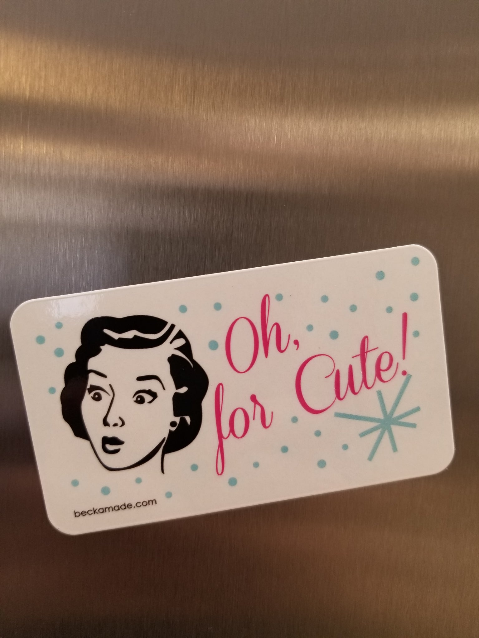 Oh For Cute! Magnet