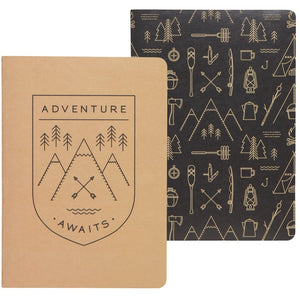 Adventure Awaits Notebook Set