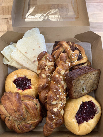 Scandi Brunch Box