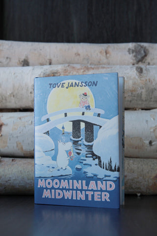Moominland Midwinter Collectors' Edition Book
