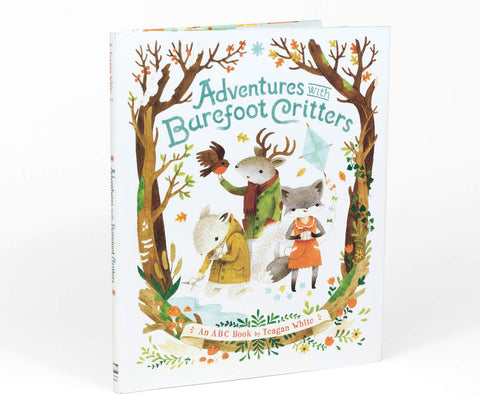 Adventures with Barefoot Critters Book